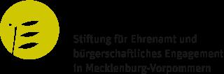 Stiftung für Ehrenamt und bürgerschaftlichen Engagement in Mecklenburg-Vorpommern