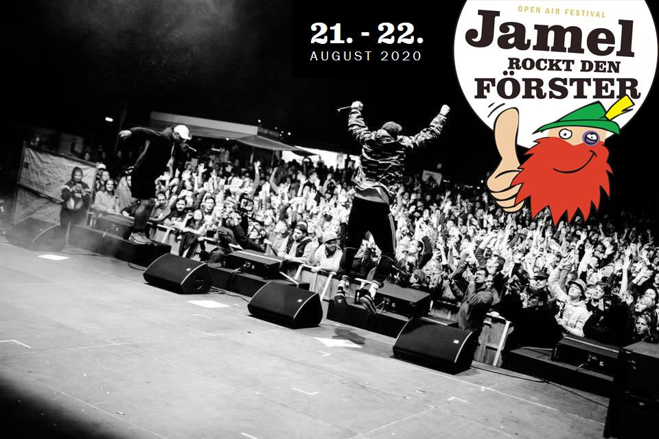 Jamel Rockt Den Förster 2021 Bands